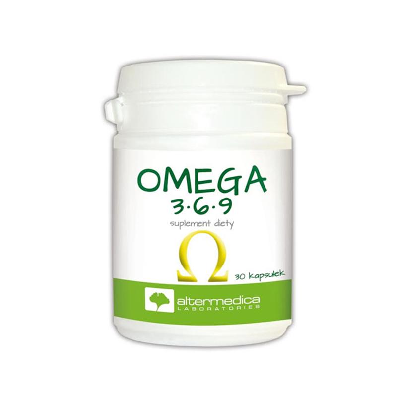 Alter Medica Omega 3-6-9