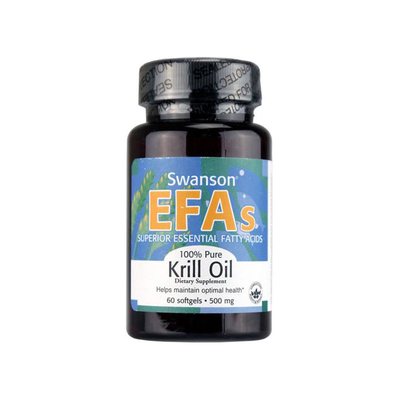 Swanson Krill Oil