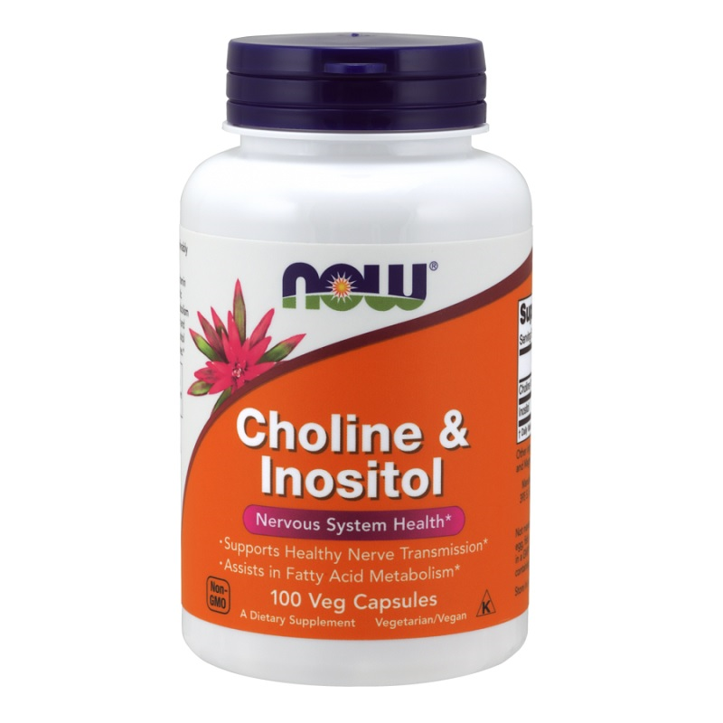Now Choline & Inositol