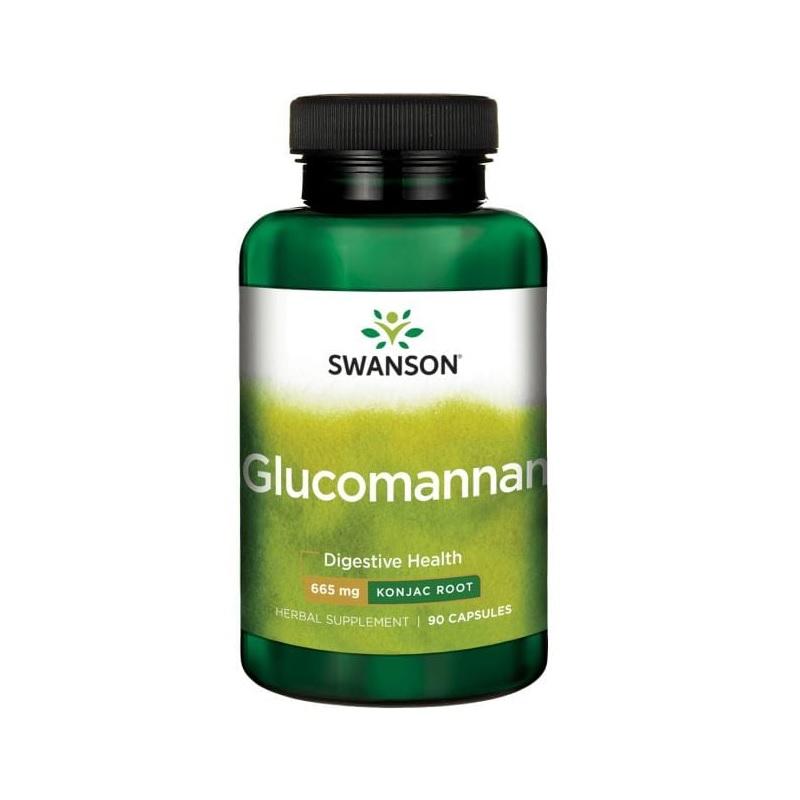 Swanson Glucomannan