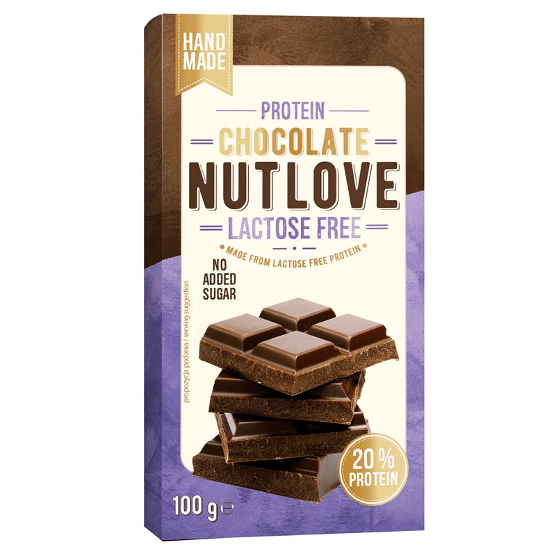ALLNUTRITION Protein Chocolate Lactose Free