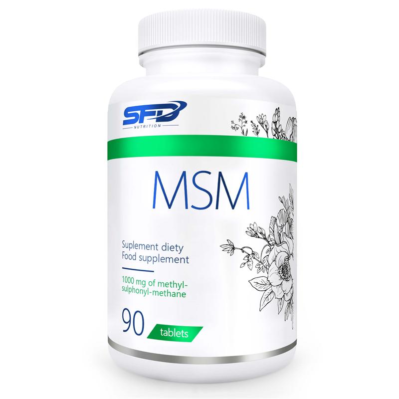 SFD NUTRITION MSM