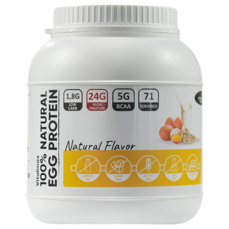 Vitalmax 100% Natural Egg Protein
