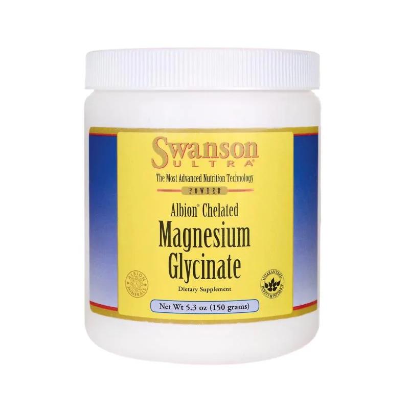 Swanson Magnesium Glycinate