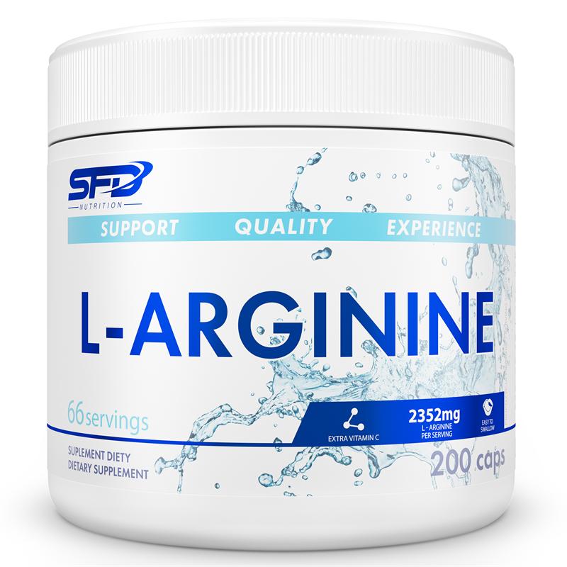 SFD NUTRITION L-Arginine Caps