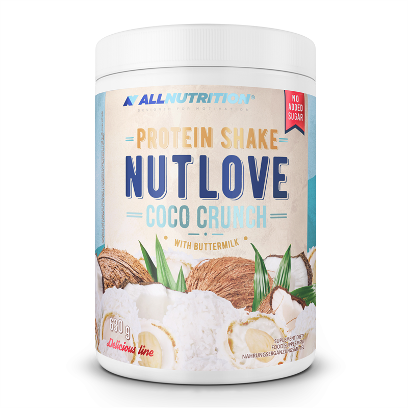 ALLNUTRITION NUTLOVE Protein Shake Coco Crunch