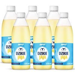 5+1 Gratis Dzikie Jaja 970ml