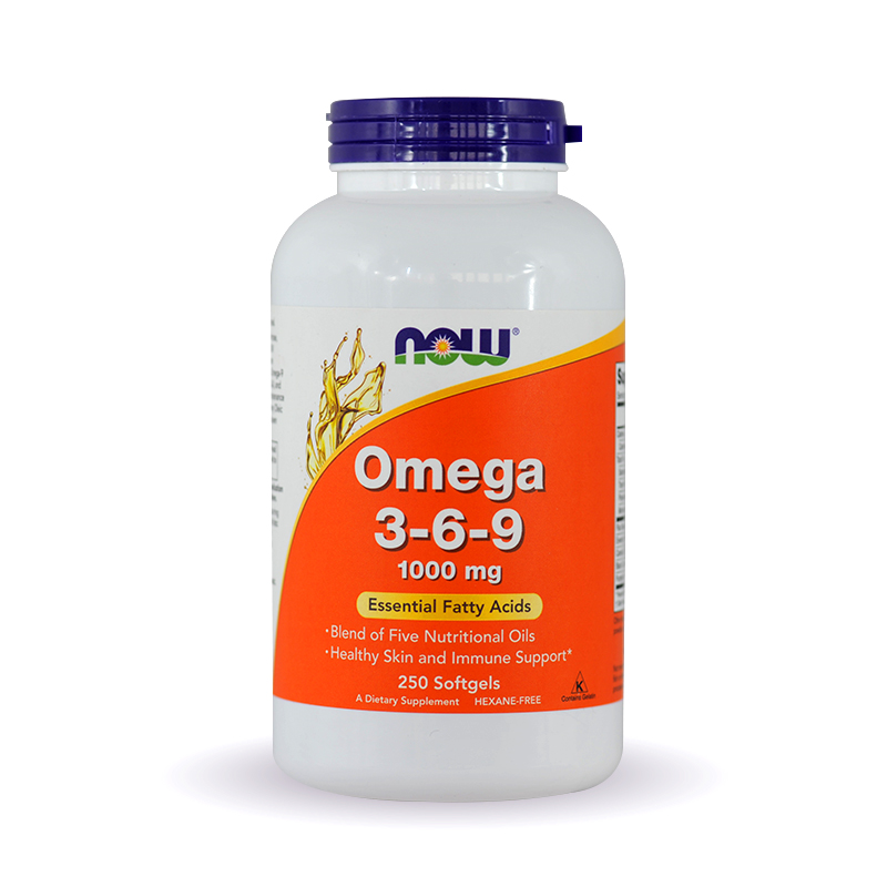 Now Omega 3 6 9