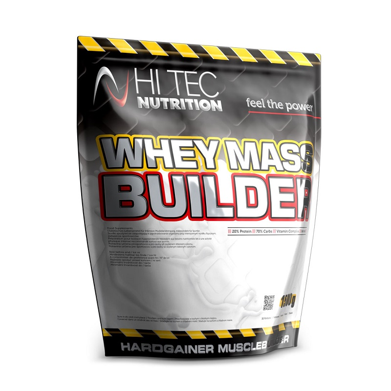 Hi-Tec Nutrition Whey Mass Builder