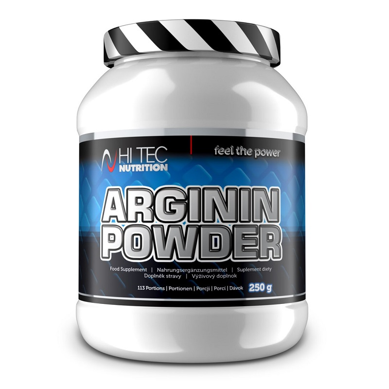 Hi-Tec Nutrition Arginin Powder