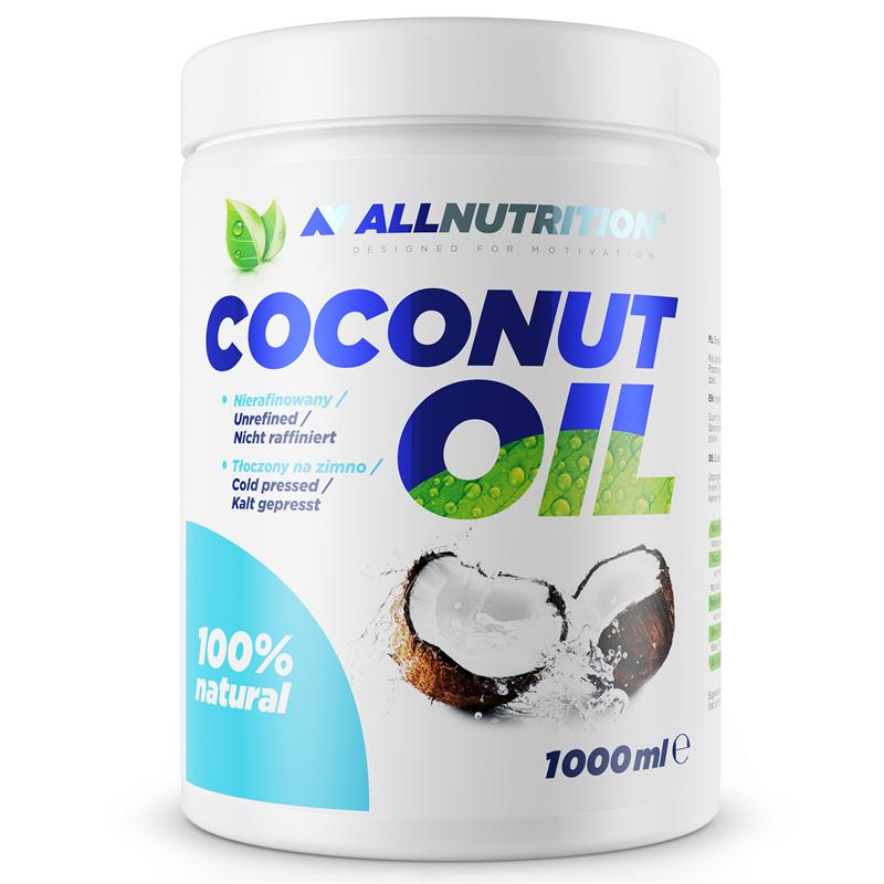 ALLNUTRITION Olej Kokosowy Nierafinowany