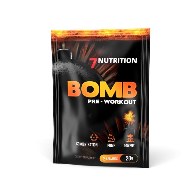 7Nutrition Bomb pre-workout