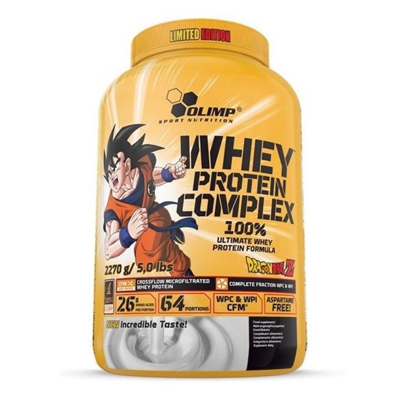 Olimp Whey Protein Complex 100% Edition Dragon Ball