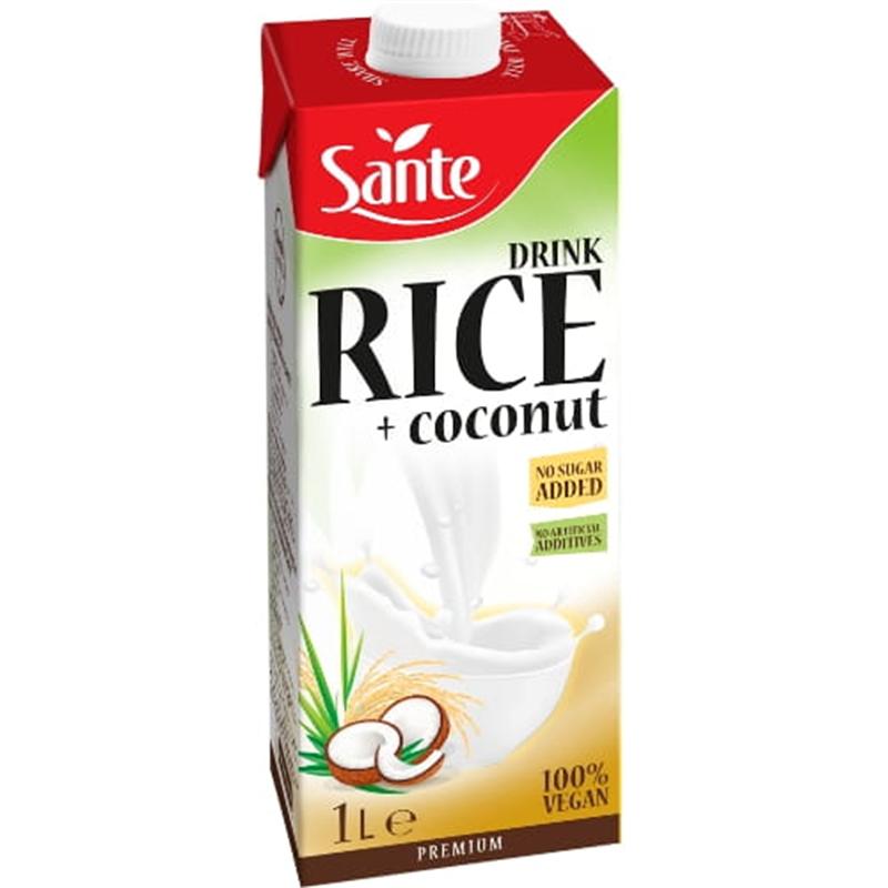 Sante Napój Ryżowo‑Kokosowy