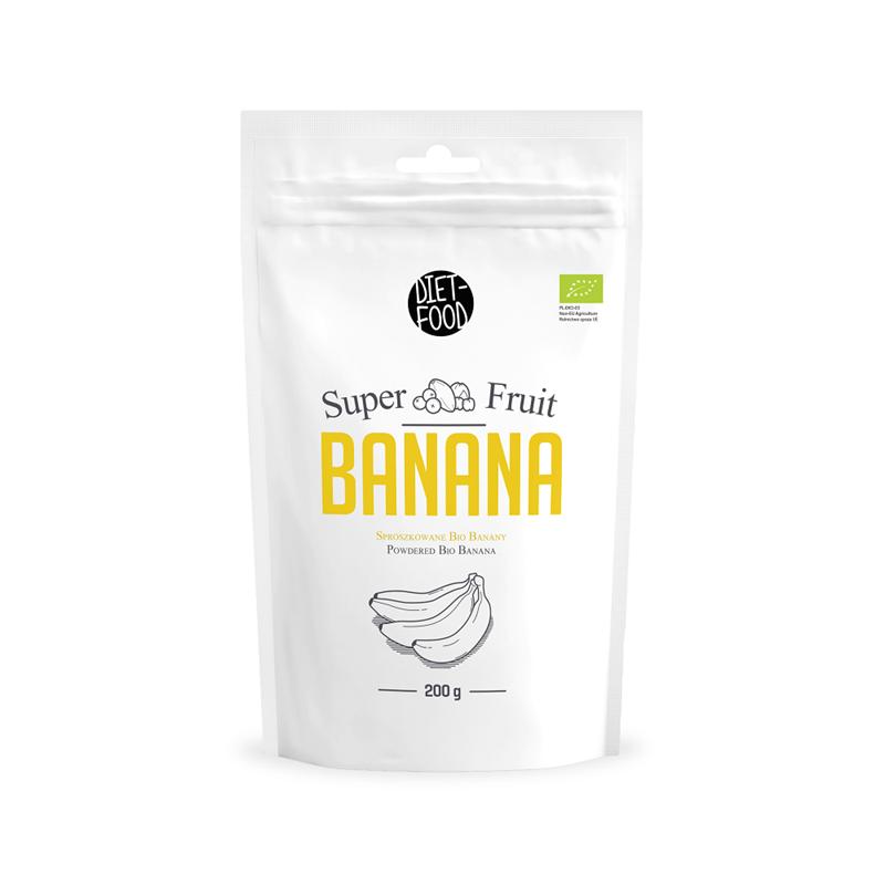 Diet Food Bio Banan