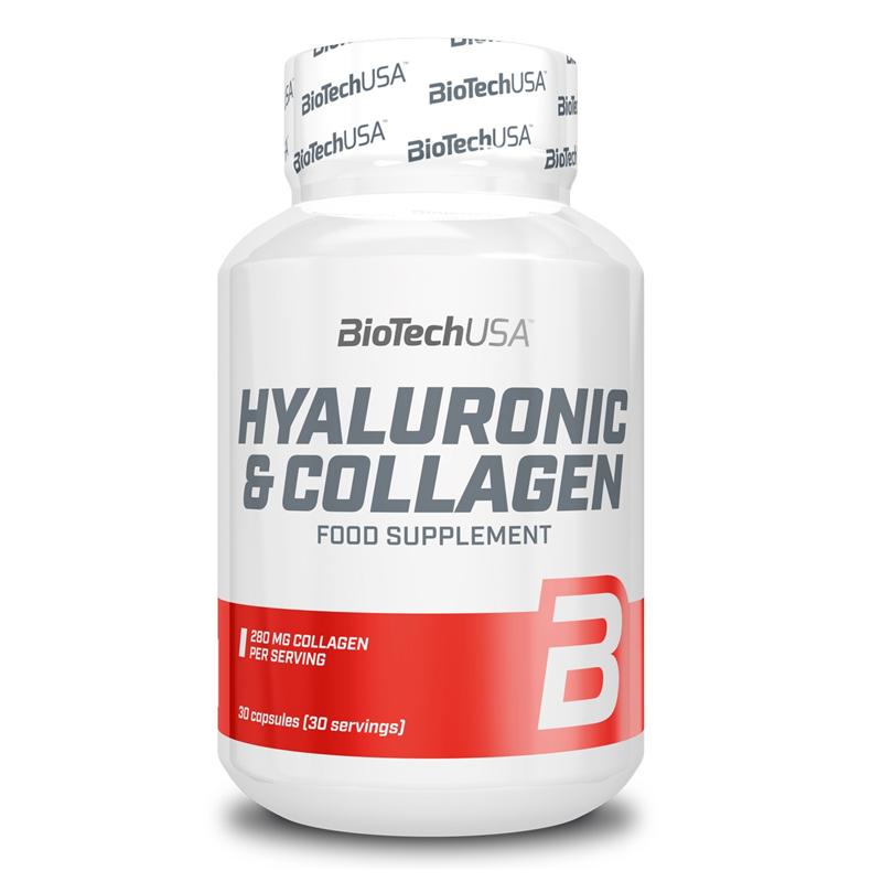 BioTechUSA Hyaluronic & Collagen