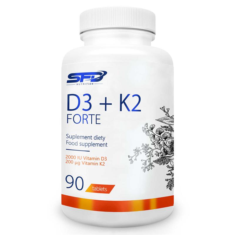 SFD NUTRITION D3 + K2 Forte