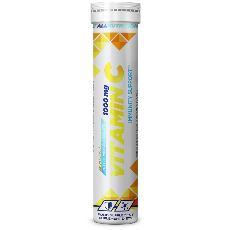 ALLNUTRITION Vitamin C 1000 MG