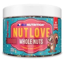 Nutlove Wholenuts - Migdały W Ciemnej Czekoladzie 300g