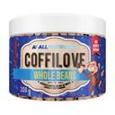 ALLNUTRITION COFFILOVE Ziarna Kawy W Białej Czekoladzie Z Cynamonem 300g
