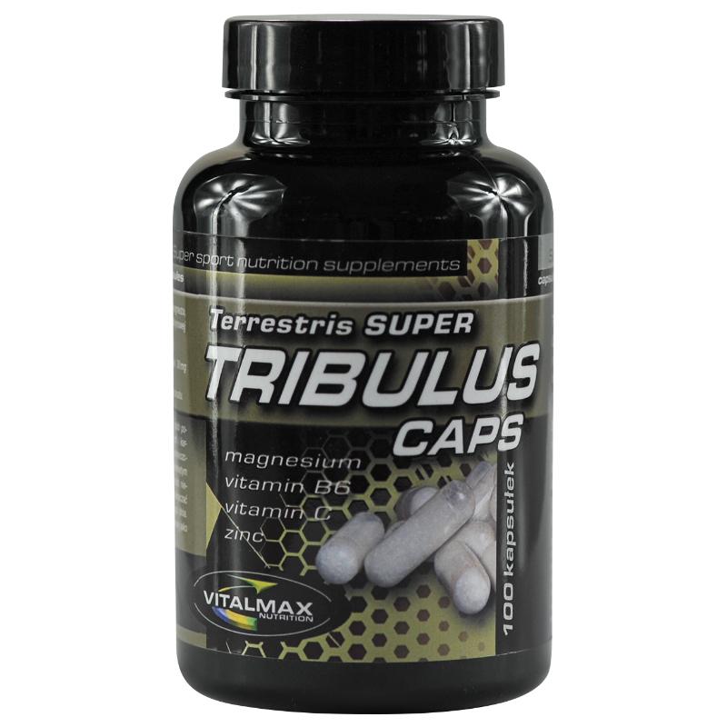 Vitalmax Tribulus Terrestris Super Caps