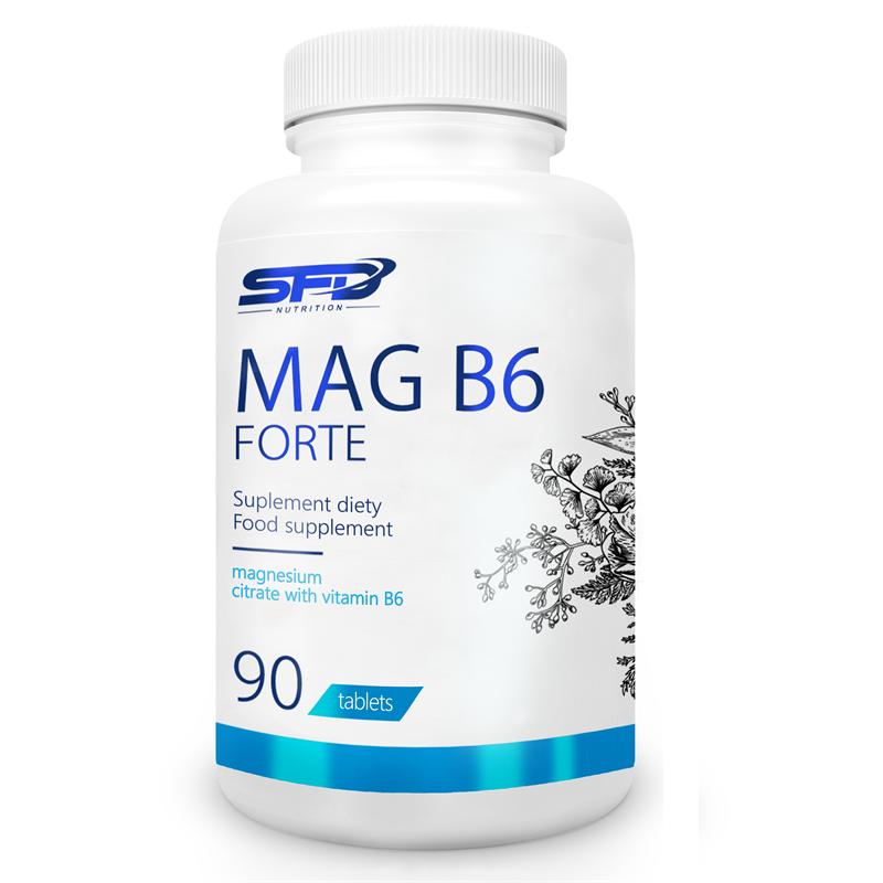 SFD NUTRITION Mag B6 Forte