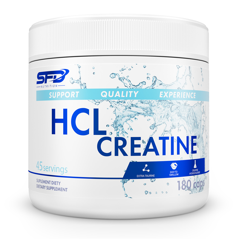 SFD NUTRITION Creatine HCL
