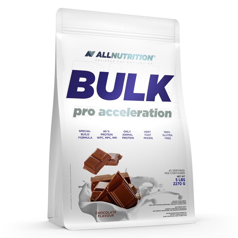 ALLNUTRITION Bulk Pro Acceleration
