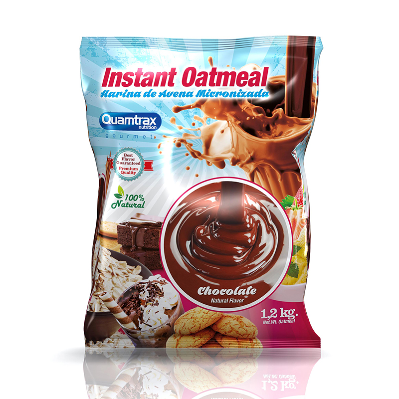 Quamtrax Instant Oatmeal