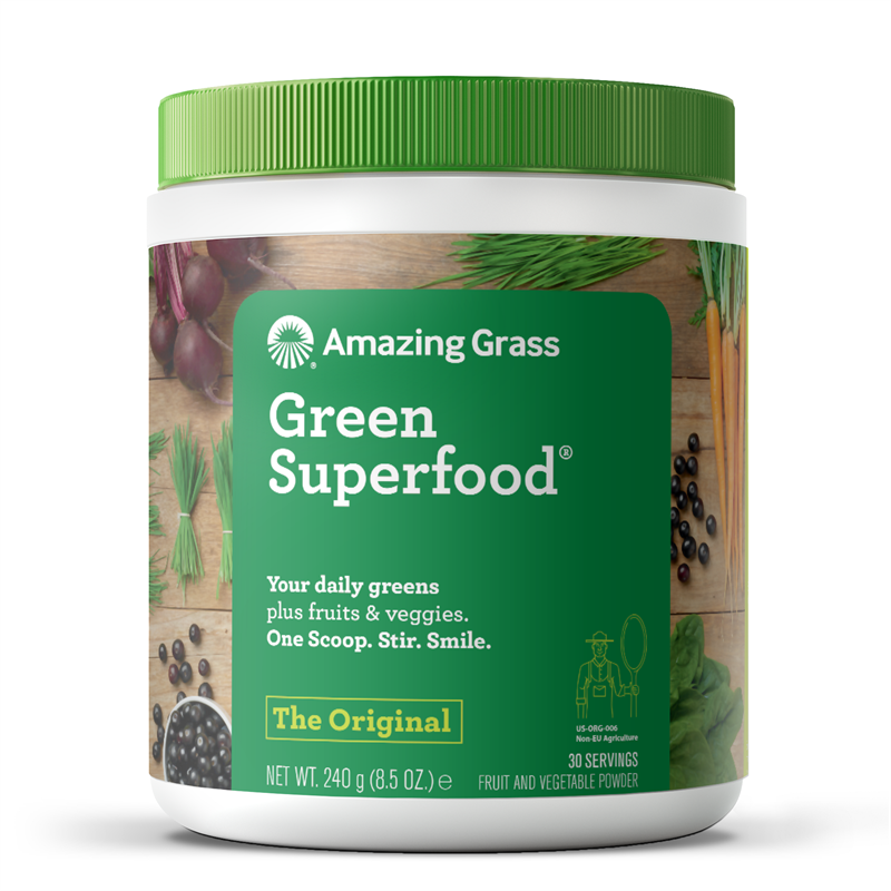 Amazing Grass Green Superfood The Original
