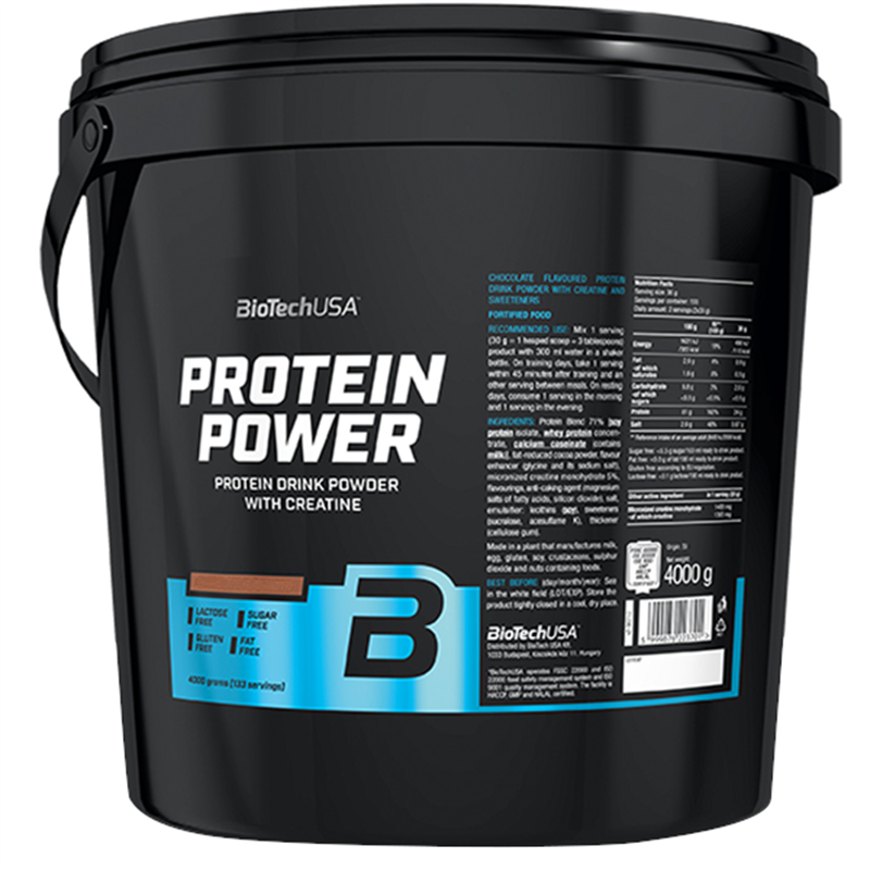 BioTechUSA Protein Power