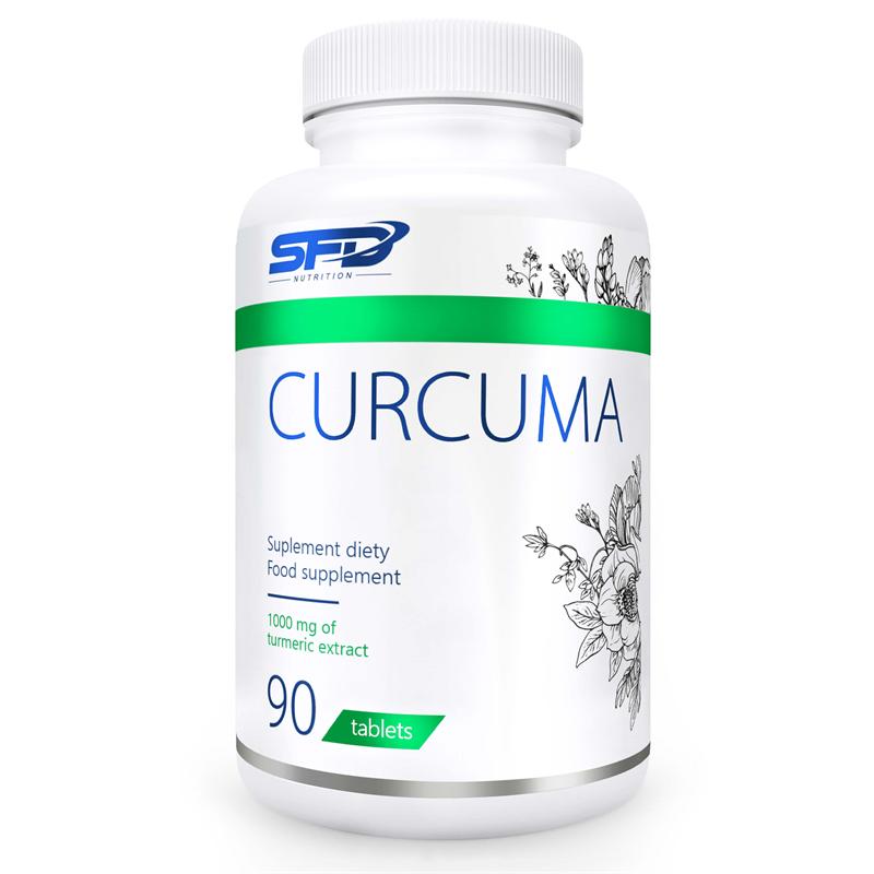 SFD NUTRITION Curcuma