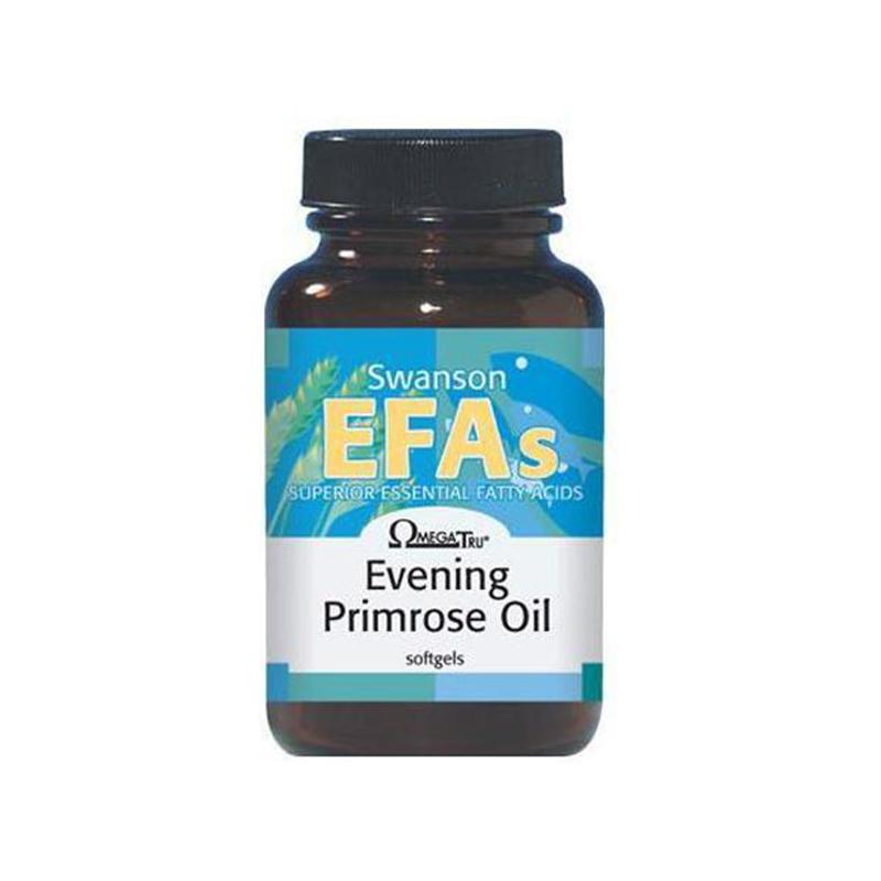 Swanson Evening Primrose Oil