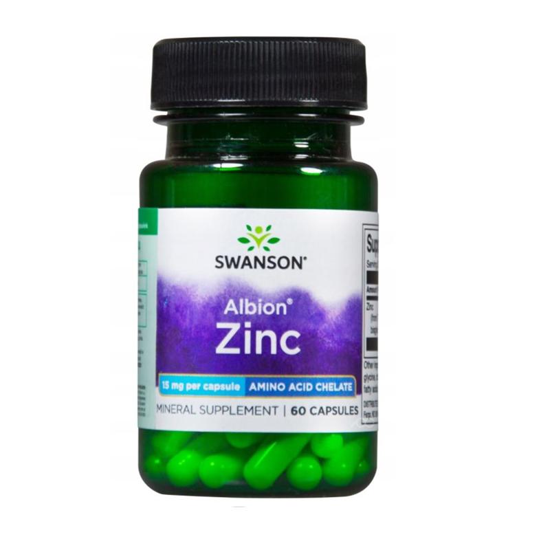 Swanson Albion Zinc