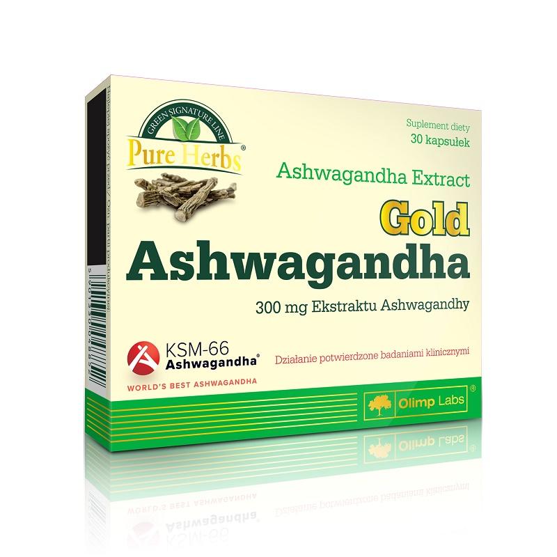 Olimp Gold Ashwagandha