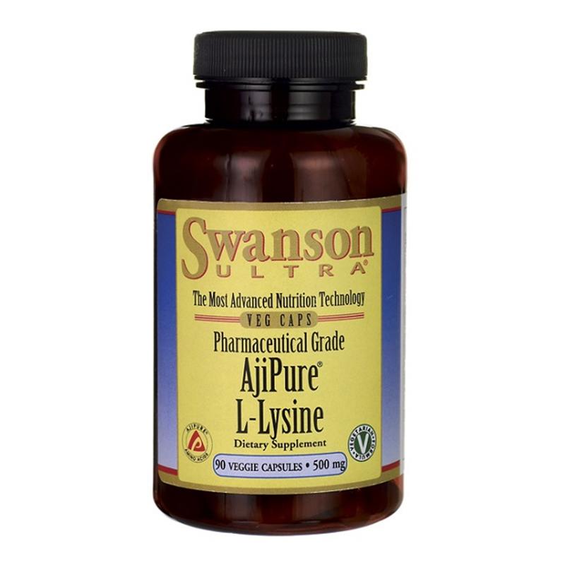 Swanson AJiPure L- Lysine