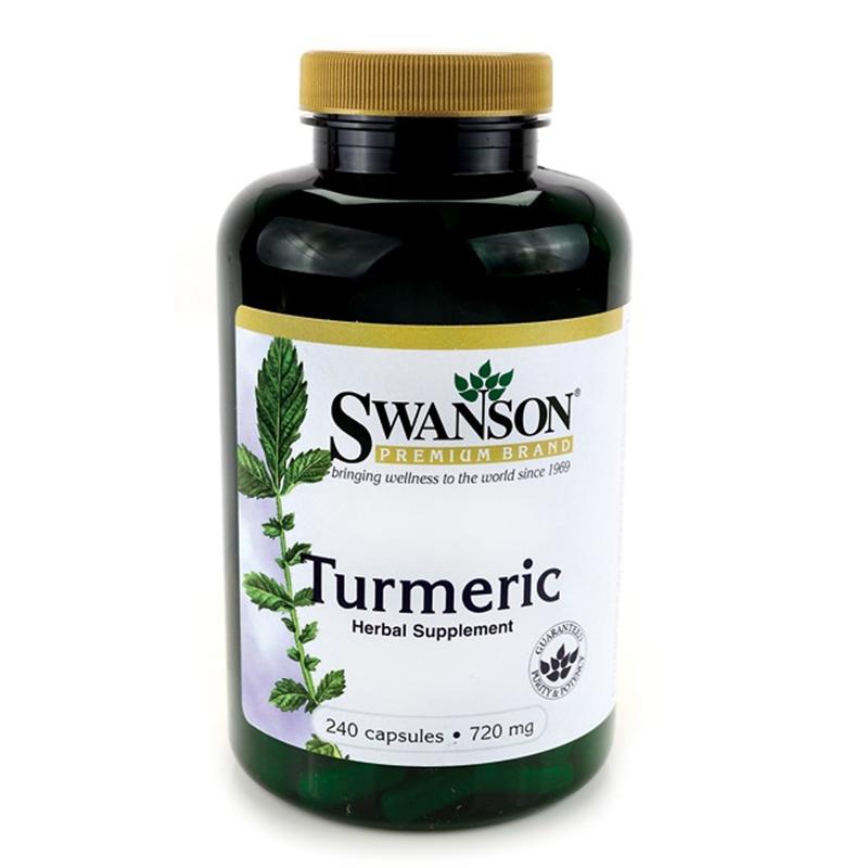 Swanson Turmeric