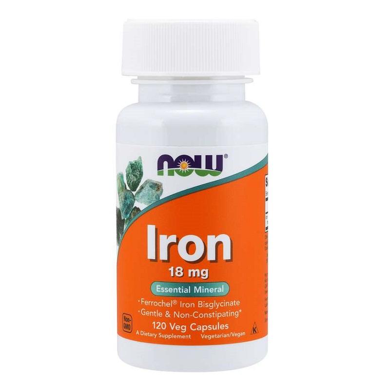 Now Iron
