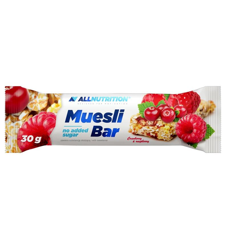 ALLNUTRITION Muesli Bar