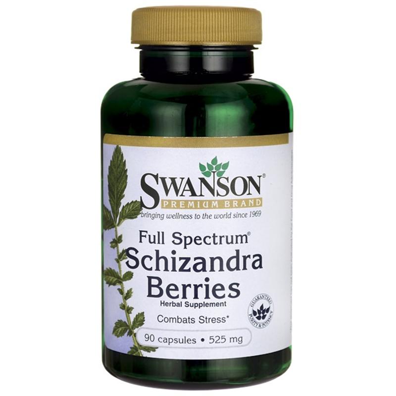 Swanson Full Spectrum Schizandra Berries