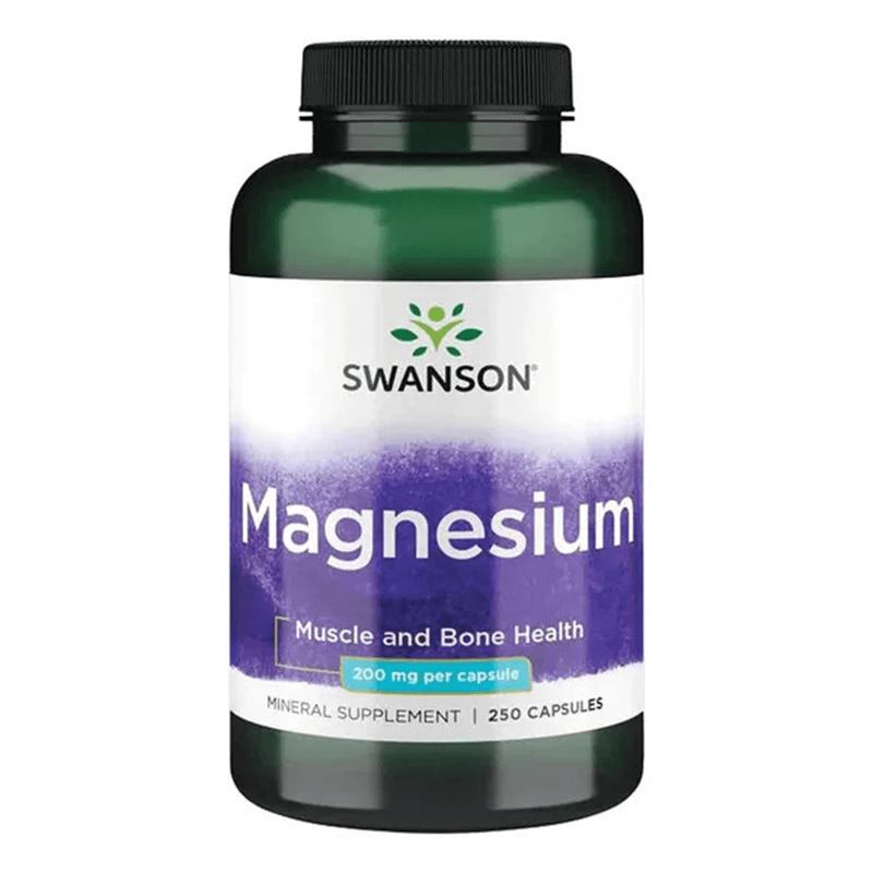 Swanson Magnesium