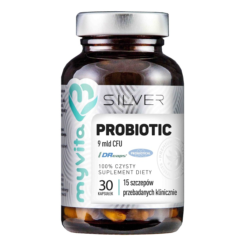 MyVita Probiotic 9 mld CFU Silver Pure