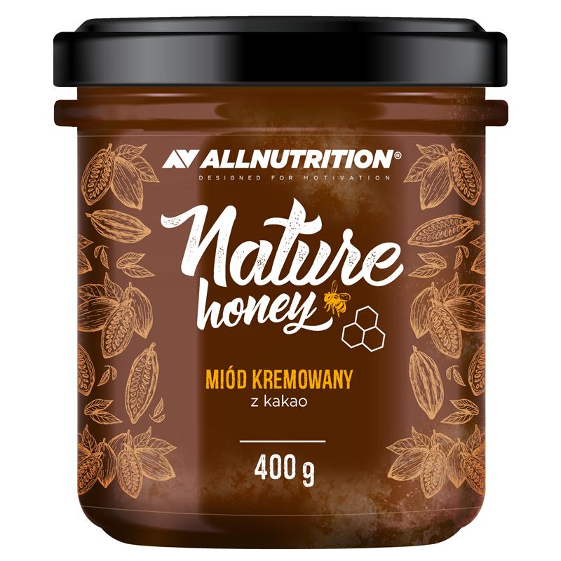 ALLNUTRITION Miód Kremowany z Kakao