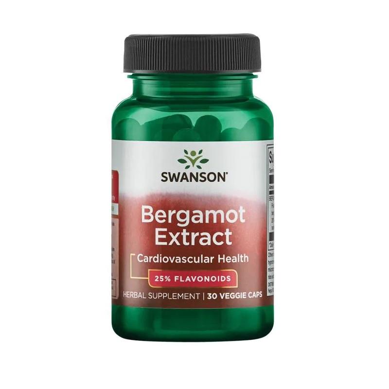 Swanson Bergamot Extract