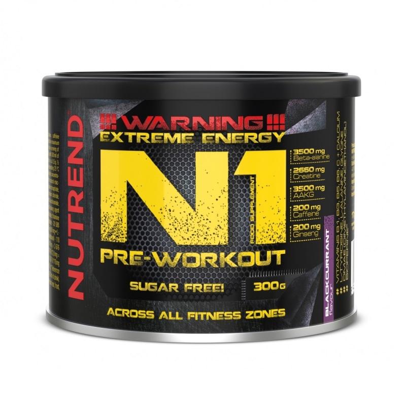 Nutrend N1 Pre-Workout