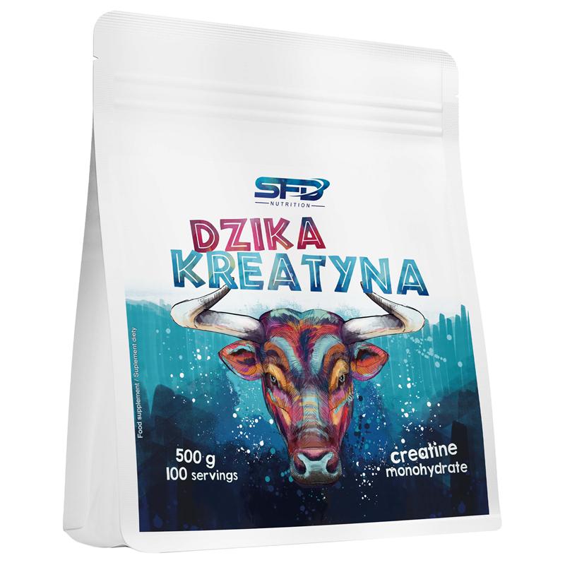 SFD NUTRITION Dzika Kreatyna
