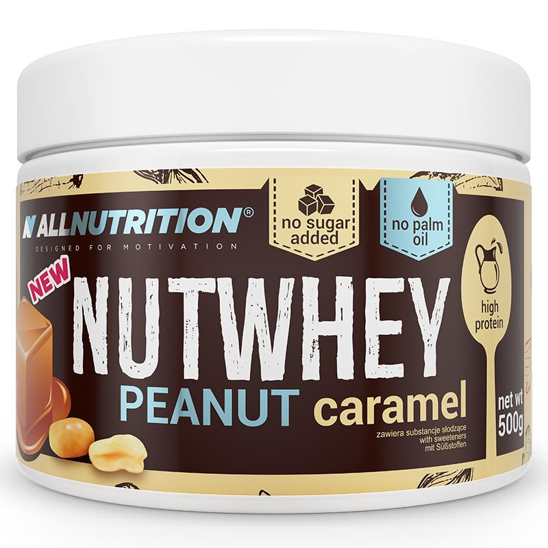 ALLNUTRITION Nutwhey Peanut Caramel