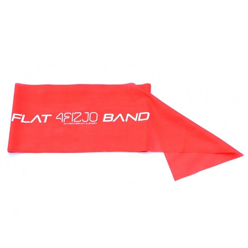 4FIZJO Flat Band - Red