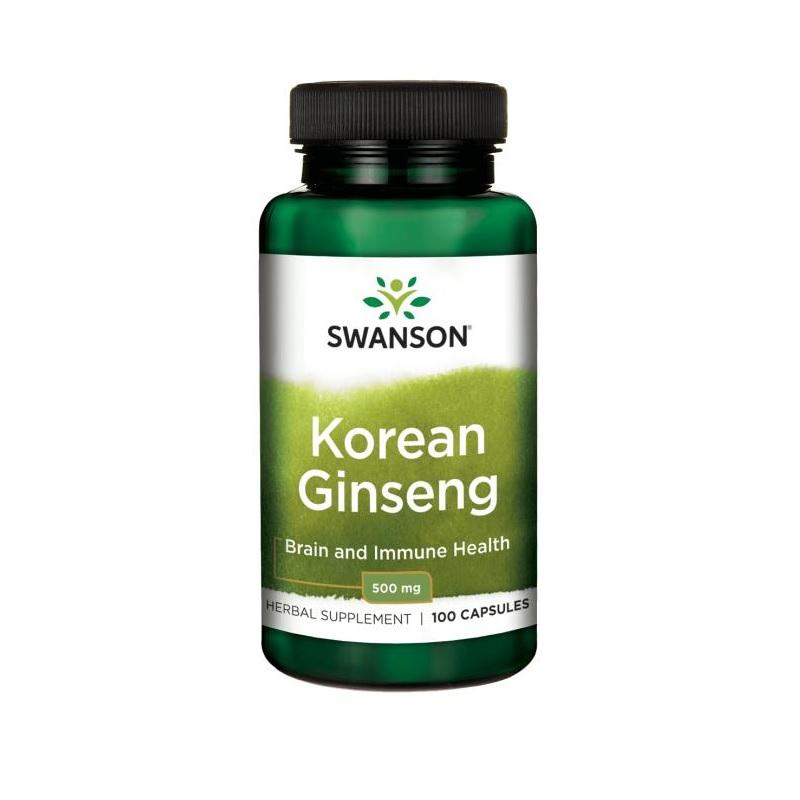 Swanson Korean Ginseng