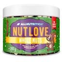 ALLNUTRITION NUTLOVE WHOLENUTS - Orzechy Laskowe W Ciemnej, Mlecznej I Białej Czekoladzie 300g